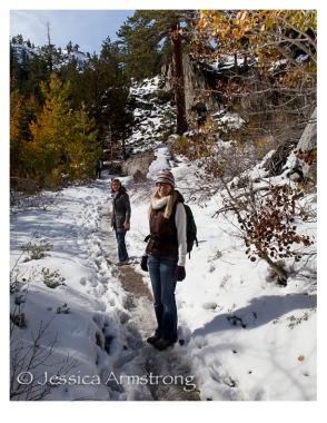HikingEageLake1