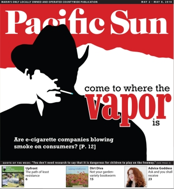Front Cover 050214 - Pacific Sun