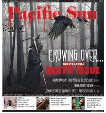 Pacific Sun - Cover - 102414
