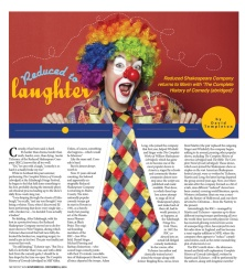 Pacific Sun | Page Layout | 2014
