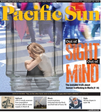 Pacific Sun | Cover art | 010915