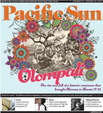 Pacific Sun | Cover 011615