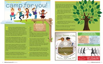 Pacific Sun | Special Publication | Kid & Camp 2014