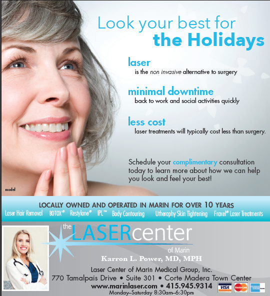 Laser Center - Ad - Pacific Sun