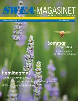 SWEA-Magasinet, #1, 2014