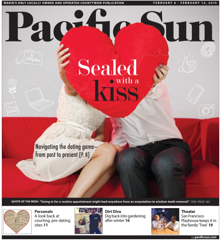 Pacific Sun | Front cover | 02.06.2015